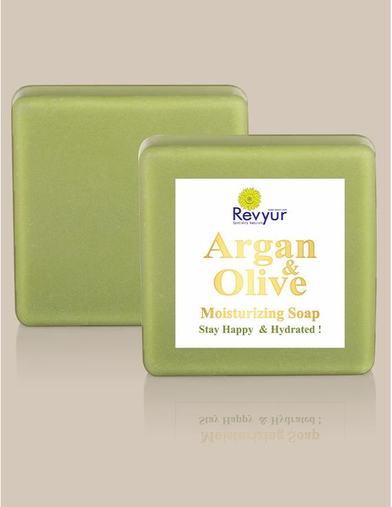 Revyur Argan & Olive Moisturizing Soap-2
