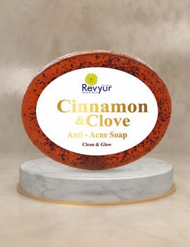 Revyur Cinnamon & Clove Anti-Acne Soap-Revyur-99-sm