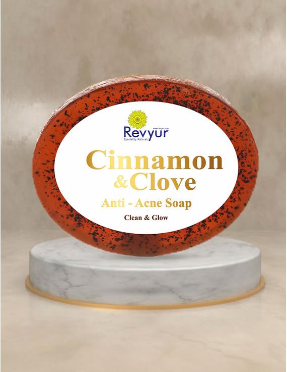 Revyur Cinnamon & Clove Anti-Acne Soap-Revyur-99