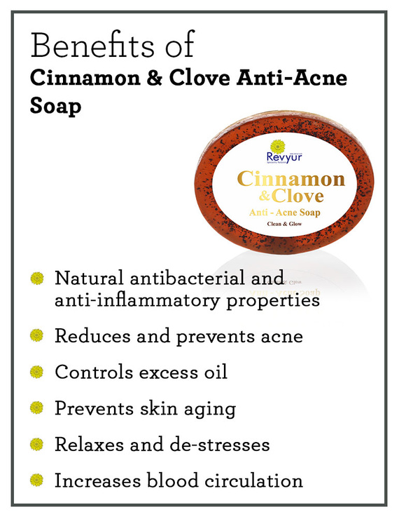 Revyur Cinnamon & Clove Anti-Acne Soap-1