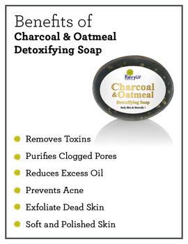 Revyur Charcoal & Oatmeal Detoxifying Soap-1-sm