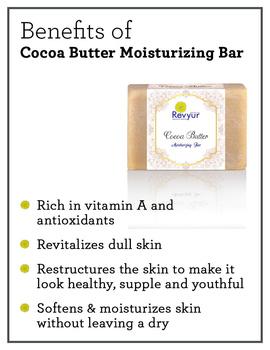 Revyur Cocoa Butter Moisturizing Soap-1-sm