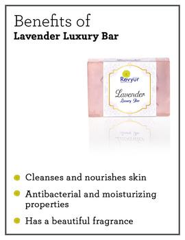 Revyur Lavender Luxury Bar Soap-1-sm