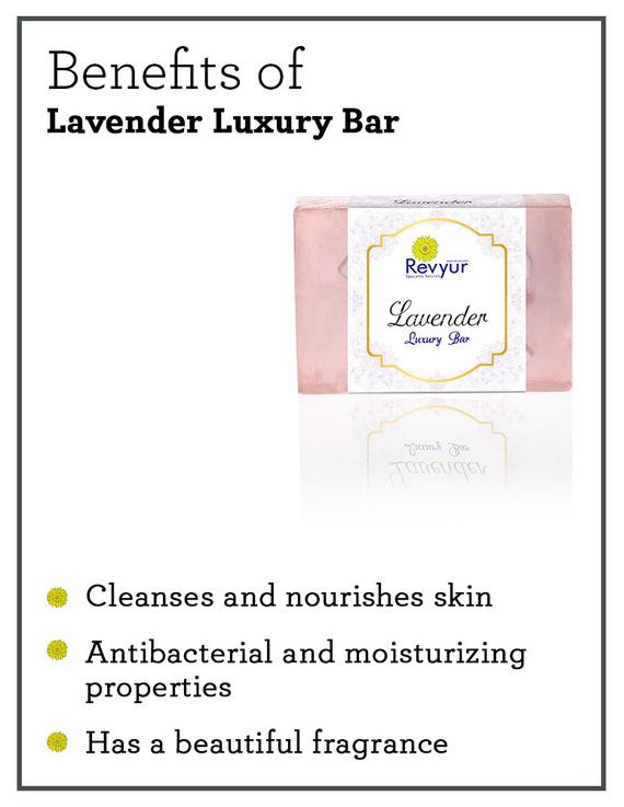 Revyur Lavender Luxury Bar Soap-1