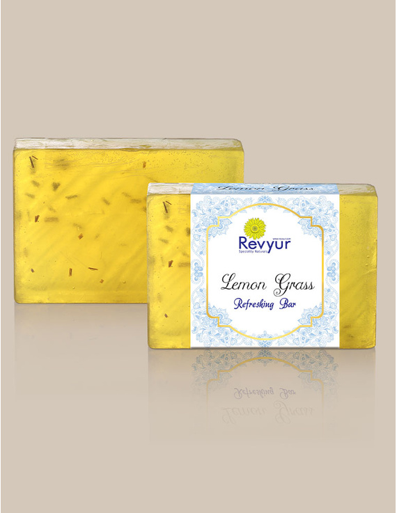 Revyur Lemon Grass Refreshing Soap-2