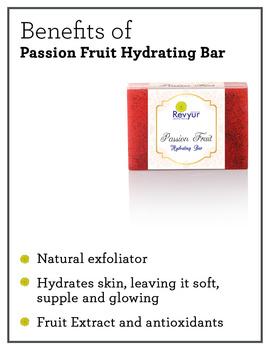Revyur Passion Fruit Hydrating Bar Soap-1-sm