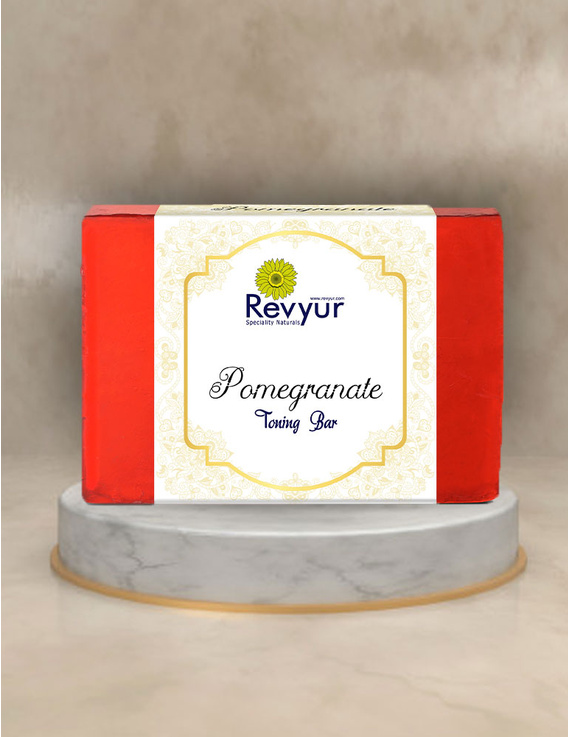 Revyur Pomegranate Toning Soap-Revyur-90
