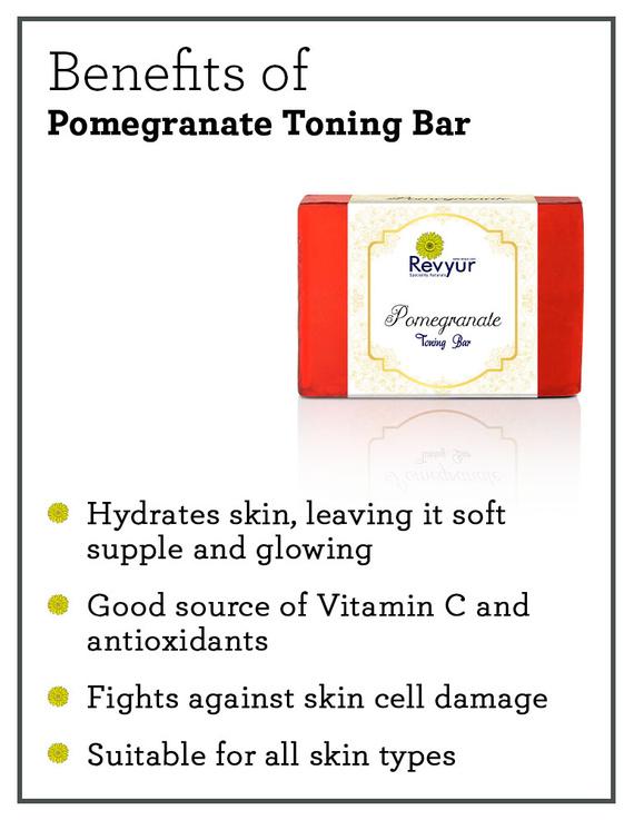 Revyur Pomegranate Toning Soap-1
