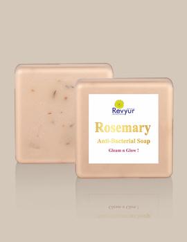 Revyur Rosemary Anti-Bacterial Soap-150 gm-2-sm