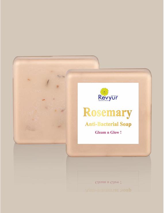 Revyur Rosemary Anti-Bacterial Soap-150 gm-2