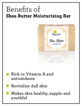Revyur Shea Butter Moisturizing Soap-1-sm