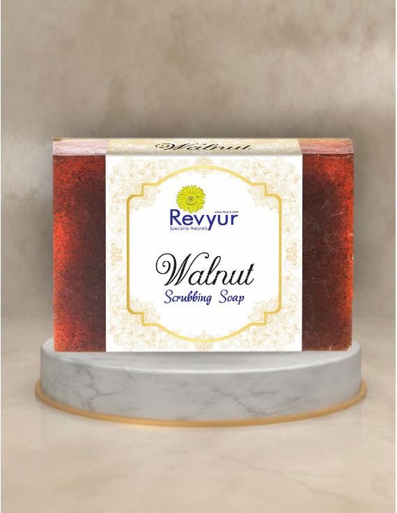 Revyur Walnut Scrubbing Soap-Revyur-95