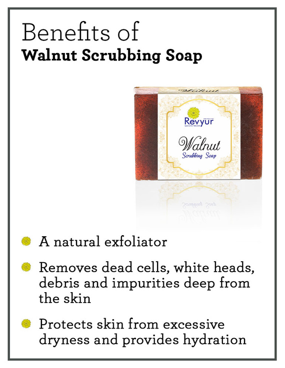 Revyur Walnut Scrubbing Soap-1