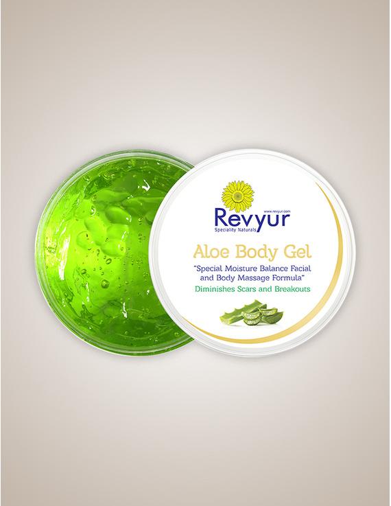 Revyur Aloe Body Gel-Revyur-59