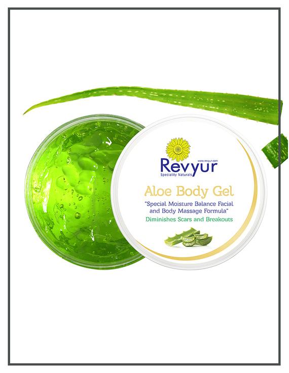 Revyur Aloe Body Gel-1 kg-2