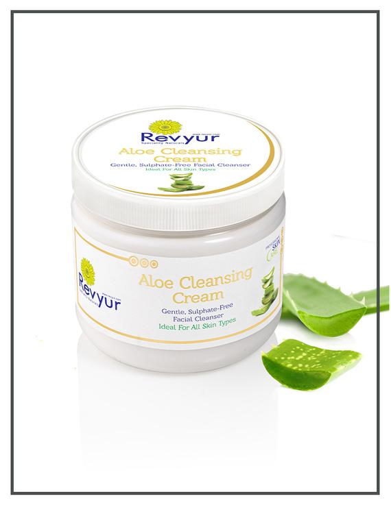 Revyur Aloe Cleansing Cream-1 kg-2