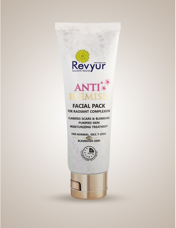 Revyur Anti-Blemish Facial Pack-Revyur-24