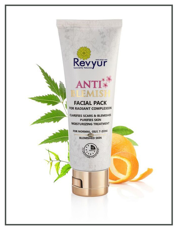 Revyur Anti-Blemish Facial Pack-2