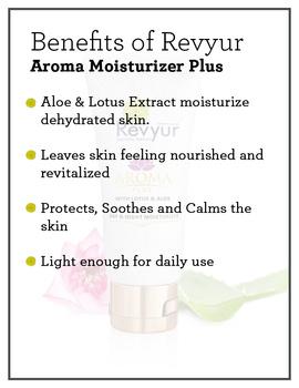 Revyur Aroma Plus Day & Night Moisturizer-1-sm