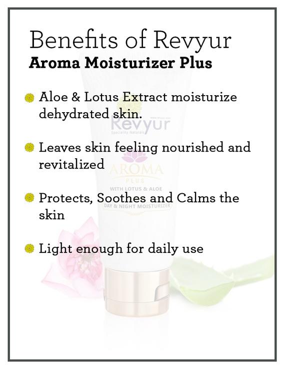 Revyur Aroma Plus Day & Night Moisturizer-1