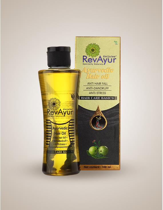 Revyur Ayurvedic Hair Oil-Revyur-37