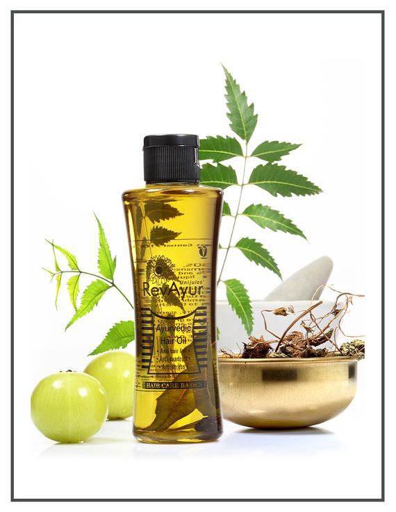 Revyur Ayurvedic Hair Oil-2