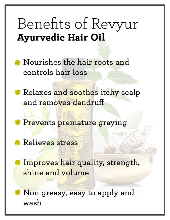 Revyur Ayurvedic Hair Oil-1