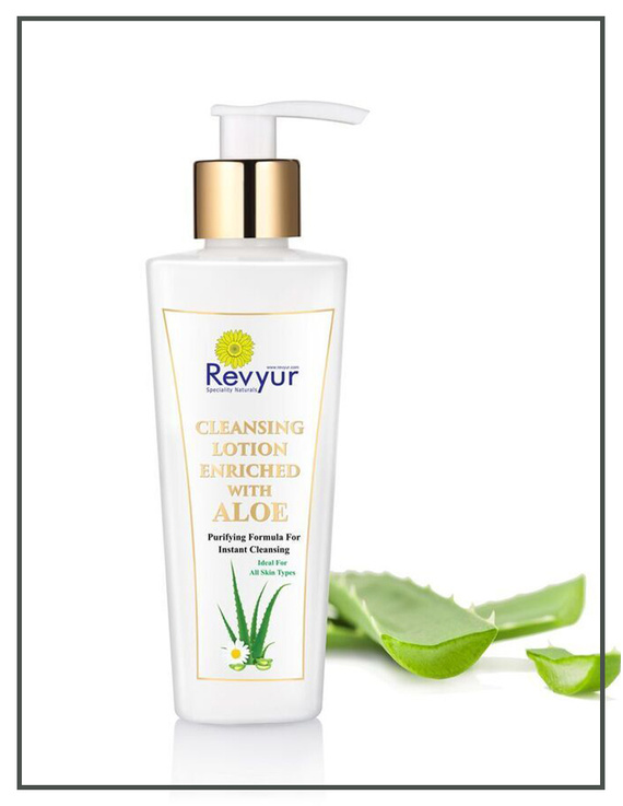 Revyur Cleansing Lotion Enriched with Aloe-1