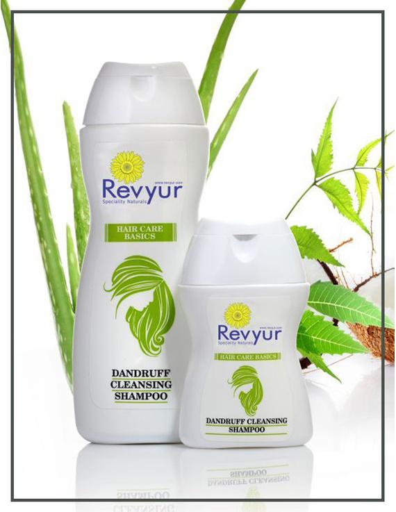 Revyur Dandruff Cleansing Shampoo-50 ml-2
