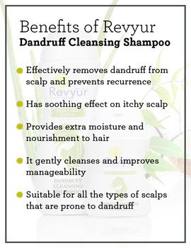 Revyur Dandruff Cleansing Shampoo-50 ml-1-sm