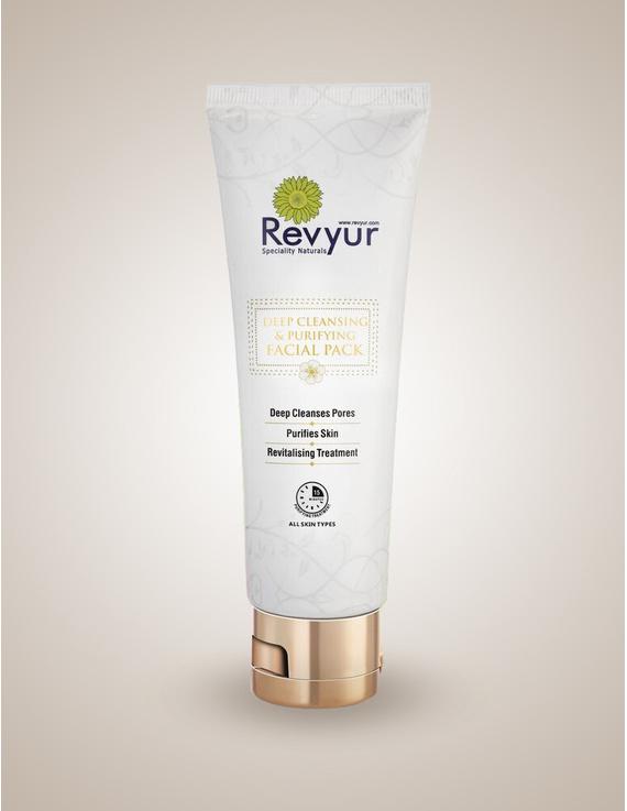 Revyur Deep Cleansing & Purifying Facial Pack-Revyur-25