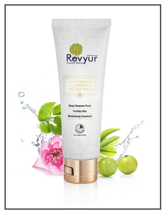 Revyur Deep Cleansing & Purifying Facial Pack-2