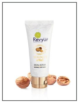 Revyur Walnut Scrub-75 gm-2-sm