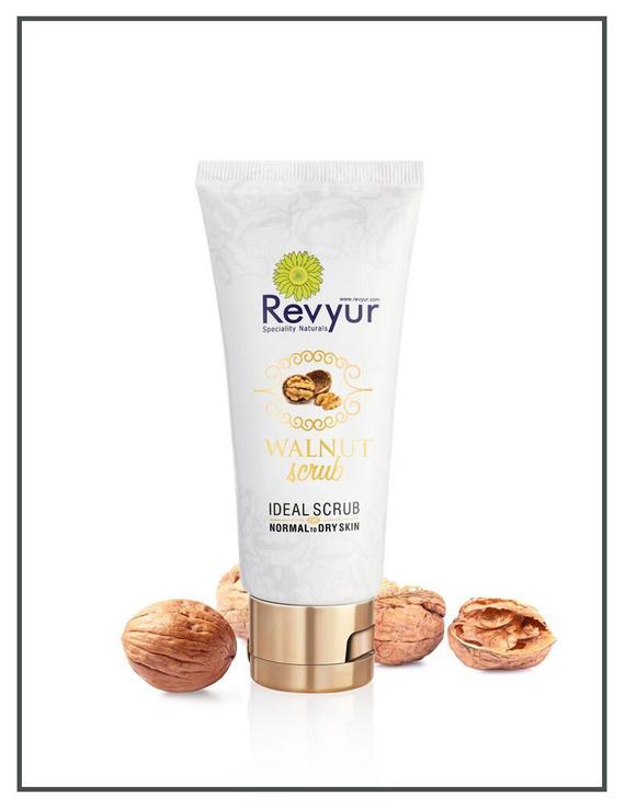 Revyur Walnut Scrub-75 gm-2