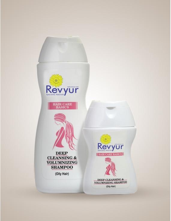 Revyur Deep Cleansing & Volumnizing Shampoo-Revyur-42