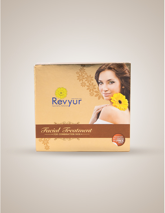 Revyur Facial Treatment For Combination Skin-Revyur-82