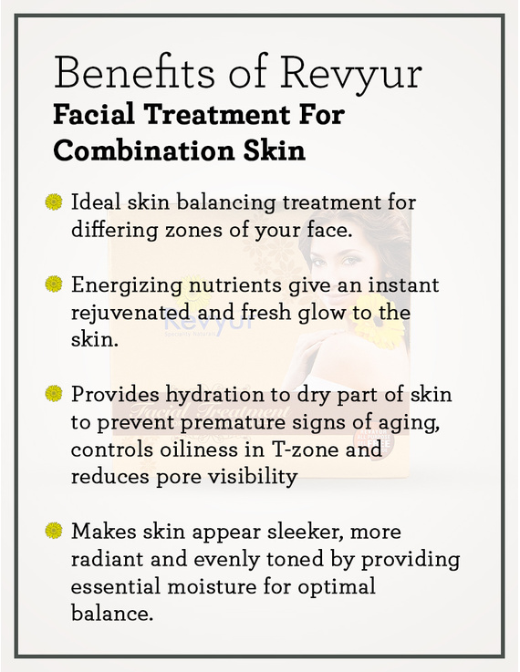 Revyur Facial Treatment For Combination Skin-1