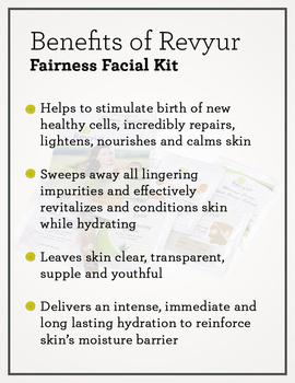 Revyur Fairness Facial Kit-1-sm