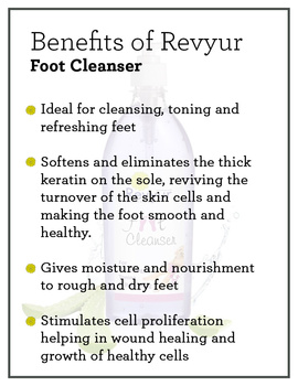 Revyur Foot Cleanser-1-sm