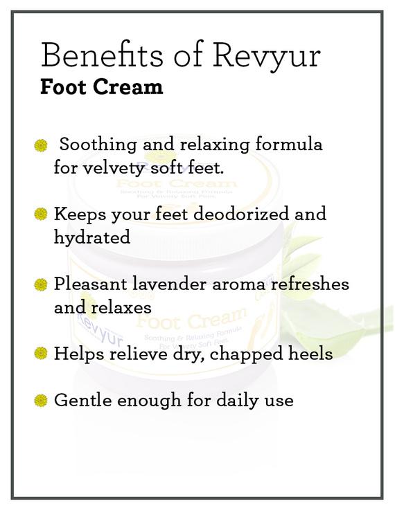 Revyur Foot Cream-1 kg-1