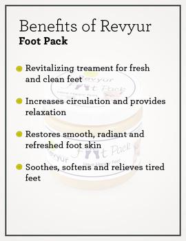 Revyur Foot Pack-500 gm-1-sm