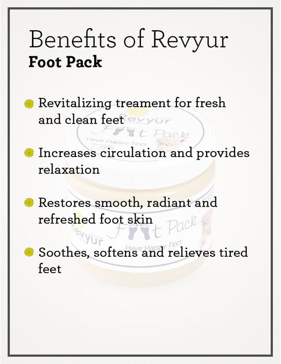 Revyur Foot Pack-500 gm-1