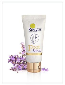 Revyur Foot Scrub With Pumice Granules & Lavender-2-sm