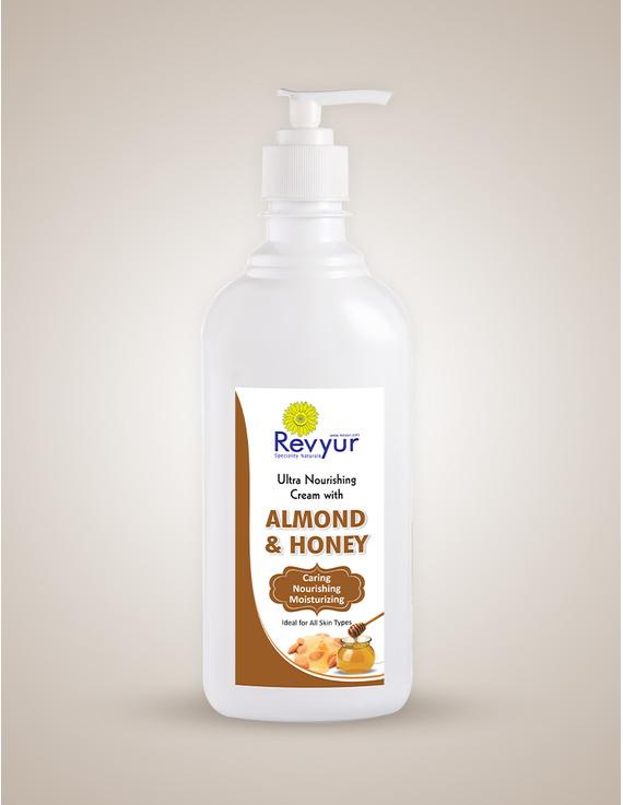 Revyur Ultra Nourishing Cream With Almond & Honey-Revyur-21