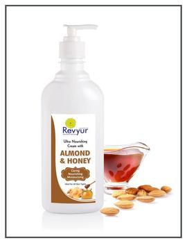 Revyur Ultra Nourishing Cream With Almond & Honey-150 gm-2-sm