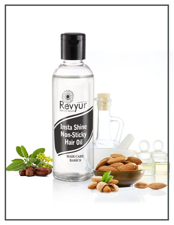 Revyur Insta Shine Non-Sticky Hair Oil-2