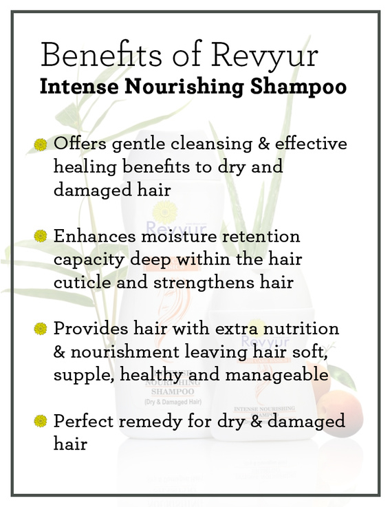 Revyur Intense Nourishing Shampoo-50 ml-1