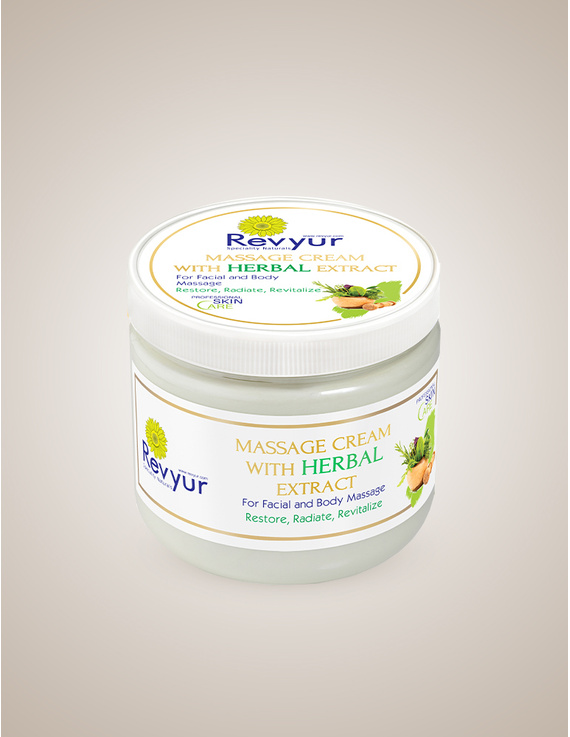Revyur Massage Cream With Herbal Extract-Revyur-52