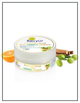 Revyur Massage Cream With Herbal Extract-500 gm-2-sm