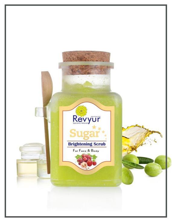 Revyur Sugar Brightening Scrub-2